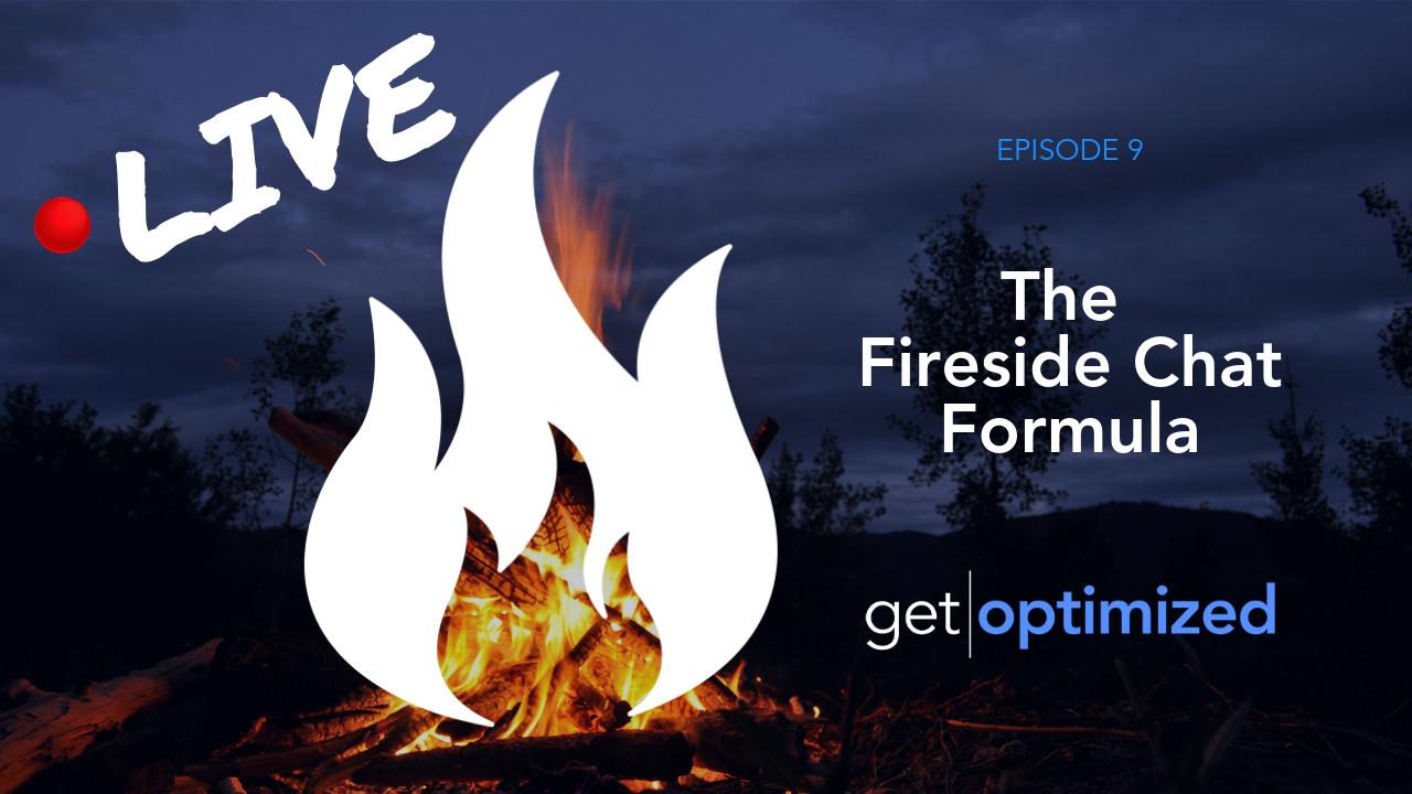 The Fireside Chat Formula LIVE