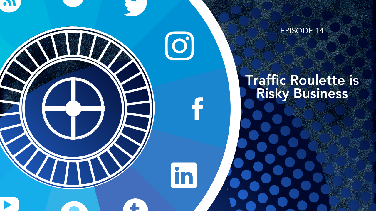 Traffic Roulette is Risky Business